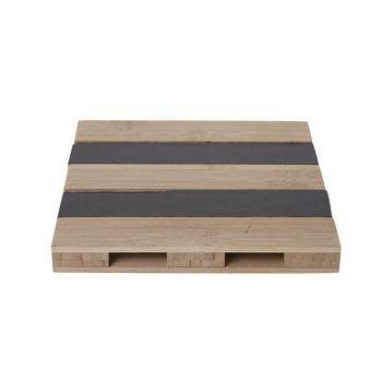 Cosy & Trendy Pallet Bamboe-leie Vk 20xh2.5cm