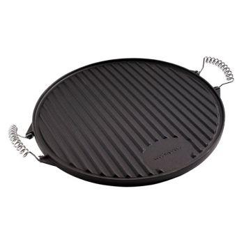Cook'in Garden Bbq Bakplaat Ro Fonte 39.5cm