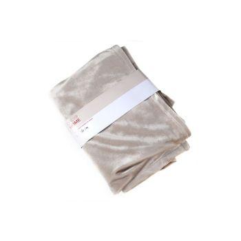 Cosy @ Home Tafelloper Velvet Beige 40x180cm
