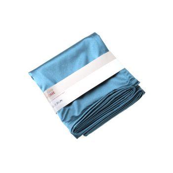 Cosy @ Home Tafelloper Turkoise Rechthoek Textiel 18