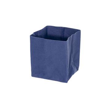 Cosy & Trendy Ecosy Broodjeszak Blauw 10x10xh12cm