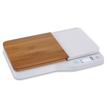 Cosy & Trendy Keukenweegschaal Elektr Hout 5kg
