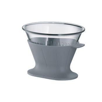 Alfi Coffee Filter 2 Tassen Space Grijs