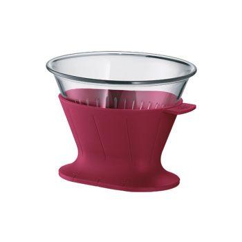 Alfi Coffee Filter 2 Tassen Robijn Rood