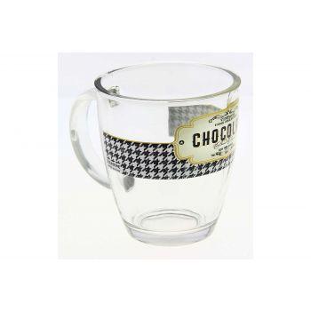 Cerve Retro Breakfast Tas In Glas 38 Cl