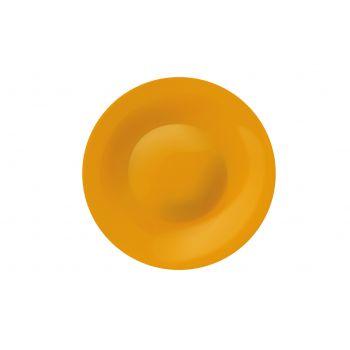 Bormioli New Acqua Tone Oranje  Diep Bord 23
