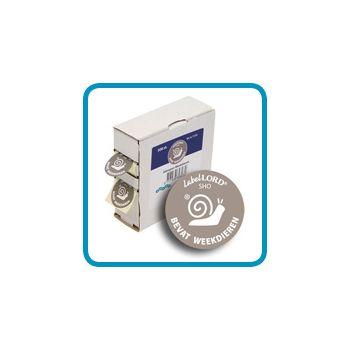 Labellord Allergenen Weekdieren 25mm Rol S500 Labe