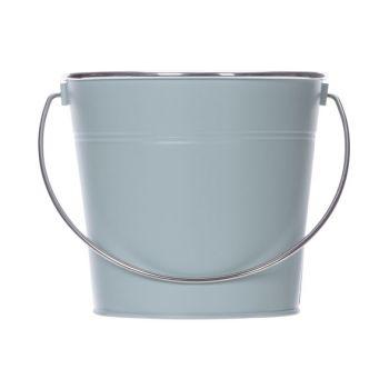 Cosy @ Home Emmer Matt Silver Handle Mint 18,5x14xh1