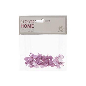 Cosy @ Home Kip Deco 24pcs In Polybag Roze 2x2cm Hou