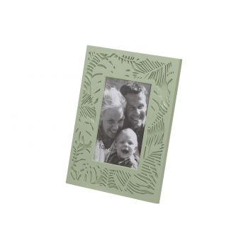 Cosy @ Home Fotokader Jungle L.groen 18x1,2xh23,5cm