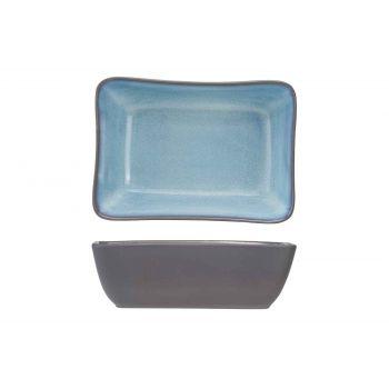 Cosy & Trendy Baikal Blue Schaaltje 13,5x9,5xh4,5cm