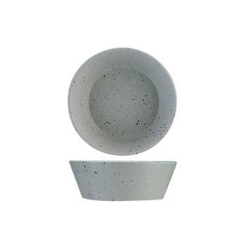 Cosy & Trendy Punto Grey Schaaltje - Diep Bord D15,5