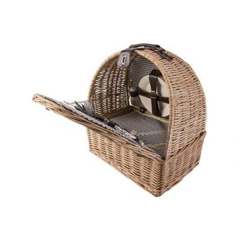 Cosy & Trendy Picknickmand Compact Wilg  4p