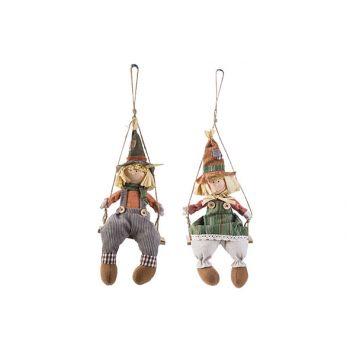 Cosy @ Home Figuur Boy Girl Swing 2 Types Multi-kleur 1