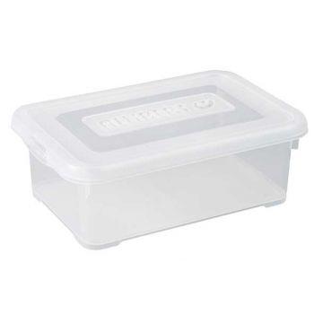 Curver Handy Box 4l 29.4x19.4x10cm Transparant