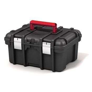 Keter Wide Toolbox Zwart 41.9x32.7x20.5cm
