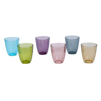 Cosy & Trendy Cosy Moments Streetfood Glas 31cl Set6