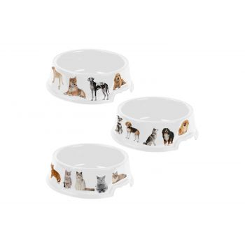 Hega Hogar Pet Mascotas Eetbak Assorti 40cl