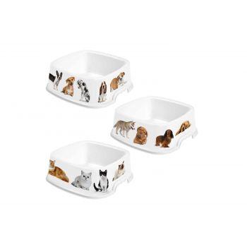 Hega Hogar Pet Mascotas Eetbak Assorti 1,6l
