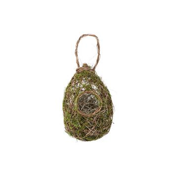 Cosy @ Home Nest Moss Hanger Natuur 21x20xh55cm
