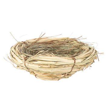 Cosy @ Home Nest Natuur 14x14xh6cm