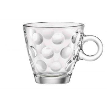 Bormioli Dots Espresso 10 Cl Set 6 Tas O.tas