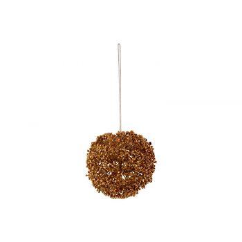 Cosy @ Home Hanger Bal Berries Koper 10x10xh10cm Kun