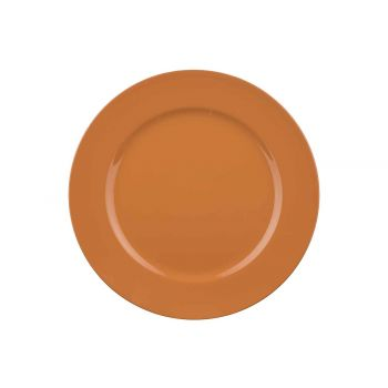Cosy @ Home Bord Glossy Kaneel D33xh2cm Rond Kunsts