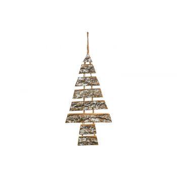 Cosy @ Home Hanger Christmas Tree Snowy Natuur 26x2x