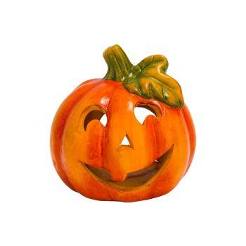 Cosy @ Home Funny Hoofd Pompoen 2 Pumpkin Ears Oranj