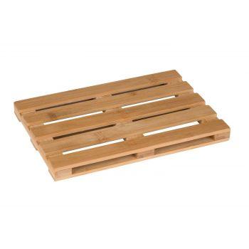 Cosy & Trendy Pallet Presenteerplank  Bamboe 16x24x2cm