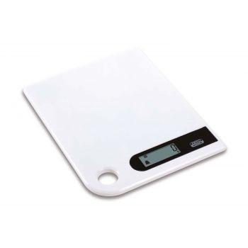 Cosy & Trendy Keukenweegschaal Electr. Wit 5kg-1g
