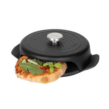 Boska Pizza Baker Bbq Mini Zwart 23x19x6cm