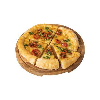 Boska Pizza Serveerplank M Eik Rond D29xh2cm