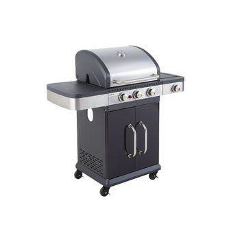 Cook'in Garden Fiesta 3 Barbecue Gas Met Deksel