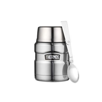 Thermos King Voedseldrager Rvs 470ml
