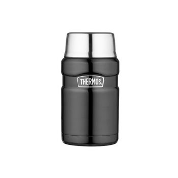 Thermos King Voedseldrager Xl Space Grijs 710ml