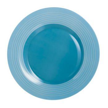 Luminarc Factory Plat Bord Blauw D25cm