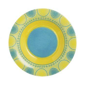 Luminarc Propriano Turquoise Diep Bord D21,5cm