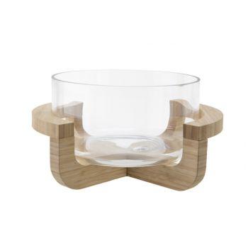 Cosy & Trendy Slakom 30x25xh15,3cm Glas