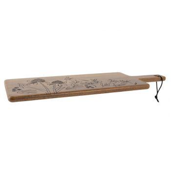 Cosy & Trendy Acacia Serveerplank 35,5x25xh1,5cm