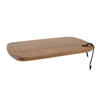 Cosy & Trendy Acacia Serveerplank 40x17xh1,5cm