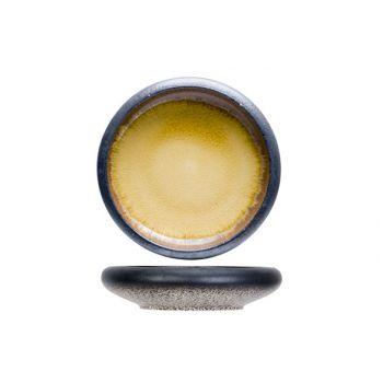 Cosy & Trendy Fervido Yellow Aperoschaaltje D9,6xh3,5