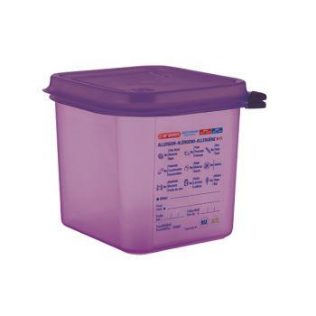 Araven Airtight Food Cont Gn1-6 Purper 2,6l 17.