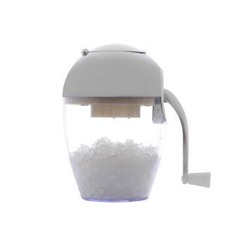 Cosy & Trendy Ijsmolen-ice Crusher Clear H24cm Chroom