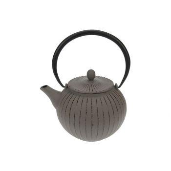 Cosy & Trendy Lantern Grey Theepot Met Filter Tsp80 1,
