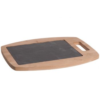 Cosy & Trendy Sonora Plank Met Handvat 35x28cm Leistee