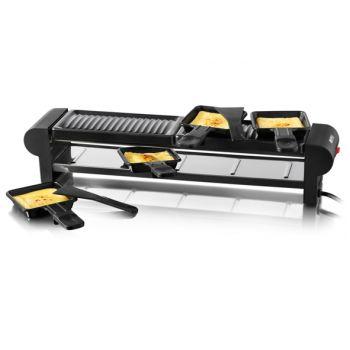 Boska Maxi Raclette Zwart 220v 50,5x11xh11cm
