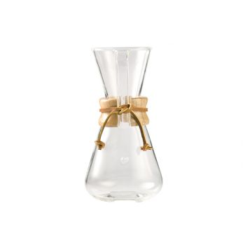Chemex Chemex Classic Coffee Maker 3 Cup