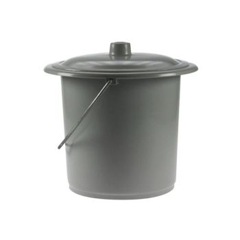 Cosy & Trendy Toiletemmer 12,5l D24cm H30cm
